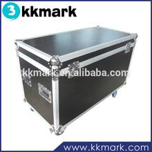 Shock mount recessed stackabke amp rack case from kkmark