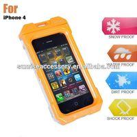HOT Sale For Iphone 5 Waterproof Shockproof Case