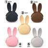 5 Colors Rabbit Ear Pochi Coin Purse Pouch Wallets