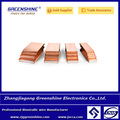 alta qualidade de alumínio folheado de cobre bus bar barra de alumínio