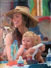 Family Portrait oil paintings