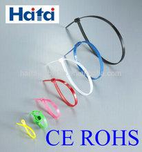 Zip Tie,Plastic Tie HTS-4.8 Nylon Tie,Cable Tie