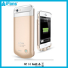 Factory offer MFI For iPhone 5s 2200mAh External Backup Battery Charger Case