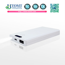 OEM factory 4000mAh power bank for nokia lumia 820 with synchronous boost converter