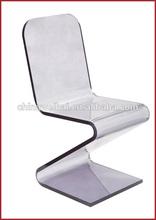 acrylic dining chair transparent acrylic chair