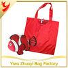 2014 Promotional Fish Shape Foldable Shopping Bags