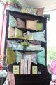 Nueva exhibición de la almohadilla del gabinete / escaparate