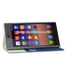 Fold Stand Cover Case For XiaoMi Mi3 Mobile Phone Accessories