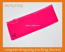 Cheap PVC Zipper Bags For Promotion,Printed Plastic Slide Pouch Manufacturer