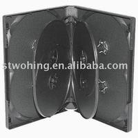 22mm multi DVD Case/DVD box for 7-8 disc