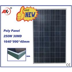 cheap poly 250w solar panel price