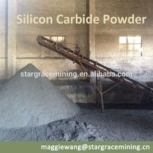 Black Silicon Carbide Powder(240# 280# 320# 400# 600# 1000# 1200# 1500# 1800#)