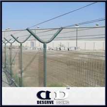 Garden use Galvanized and PVC Coated Holland wire mesh Euro Fence