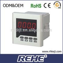 2014 newest digital display volt meter high-dccurdcy survey single phase dc voltmeter-milli mv