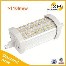 Hot sale high lumen 2500lm samsung5630 r7s 20w / led r7s 118 / led r7s 150w halogen repace