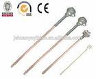 S/B/R type Platinum-rhodium thermocouple High temperature 1800C for furnance