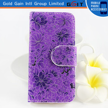 Stylish Flip Cover For IPhone 5,New Arrival Flip Leather Cell Phone Case For IPhone 5G