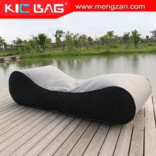durable waterproof sun lounger bean bag cushion