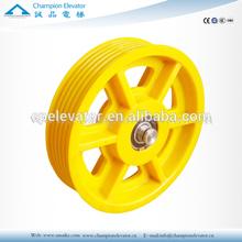 deflector sheave,Elevator parts,lift parts,Elevator components,Lift components