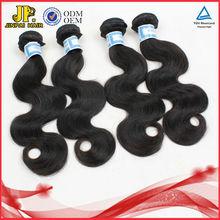 JP Hair Natural Color Hot Selling Wholesale Virgin 100 Gram Of Brazilian Hair