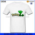 Latest custom bulk t-shirts thick cotton