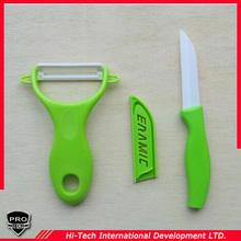Hot sell high quality Ceramic Peeler ceramic blade potato peeler potato slicer