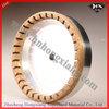 Metal bond diamond wheel with internal segment/diamond grinding wheel /mental grinding wheel