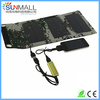 5W Solar Energy Foldable Solar Panel Charger with High Efficiency Solar Cells