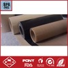 ptfe rubber coated fabric cloth