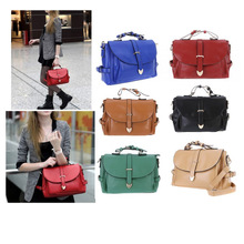 Fashion Retro Women's Messenger Bag Totes Satchel Shoulder Bag Handbag Baguette Women designer Hand bag H9457