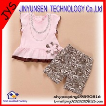 2 pieces baby clothing sets wholesale