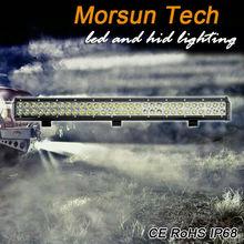 "100% factory price 180w 28"" cre e led bar light,dual row 4WD led light bar"