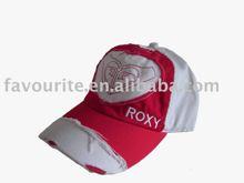 cotton cap / fashion cap / baseball cap
