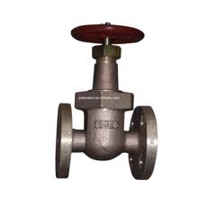 jis F7368 10k aluminum bronze gate valve