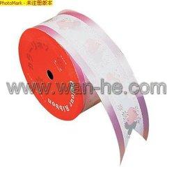 X'mas Ribbon,x'mas printed ribbon,xmas decoration
