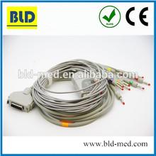 Fukuda denshi cardimax fx-7102 ekg/ecg cable