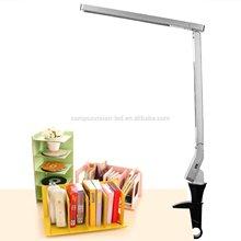 2014 smart modern led reading lamp dimmable rechargeable led reading lamp with sensitive touch reading lamp