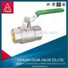 copper ball valve