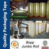 bopp film adhesive tape bopp jumbo roll for carton box