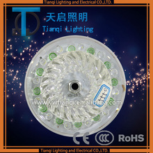 wholesale modern ornaments Cost-effective Glass Ceiling light, Round shape Ceiling mounted light for house