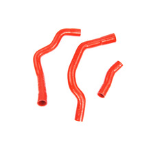 FOR BMW R53 SUPERCHARGED VERSION MINI 2003-6 SILICONE RADIATER HOSE KIT