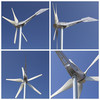 wind turbine generator wind power generator 800w wind generator