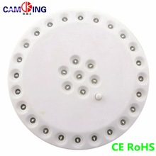 24+7LED Hanging Camping Tent Light with magnet