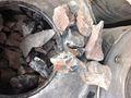 Cac2/carboneto de cálcio 295l/kg, industrial grau de carboneto de cálcio( cac2) 50mm-80mm, carboneto de cálcio de pedra,