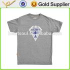 2014 fashional printed organic cotton tshirt