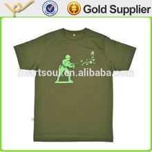 Fashionable popular cheap vintage tshirt