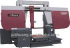 Band sawing machine