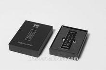 KingFast Security USB Flash Drive 8GB AES-256 Hardware Encryption Advanced Self-destroying Intelligent & Self-locking Function
