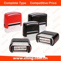Eling Self inking rubber trodat stamp