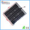 High Efficiency Semi Flexible Solar Panels 28W